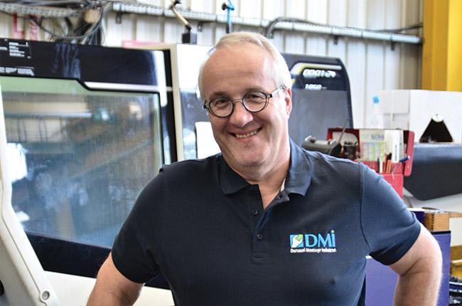 Patrick Durussel - industriel en hauts de france